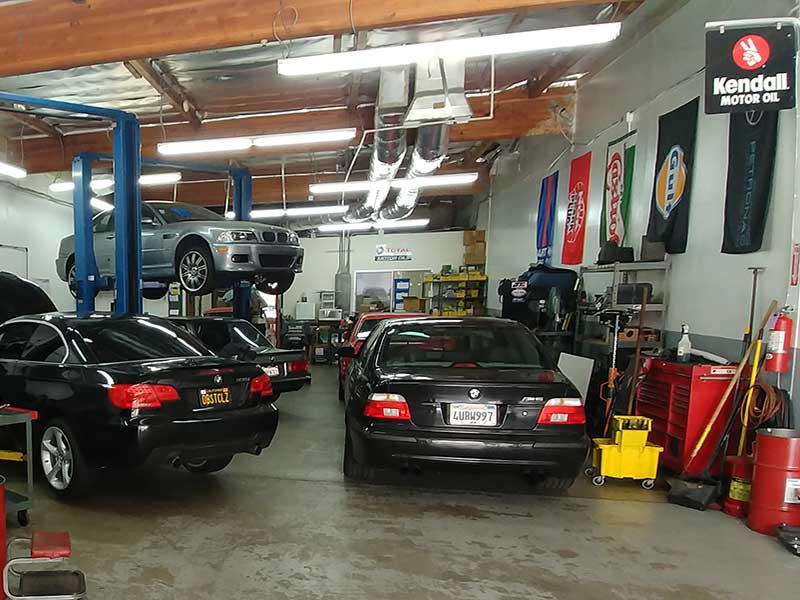 San Diego Bmw Benz And Other Luxury Cars Repair And Maintenance
